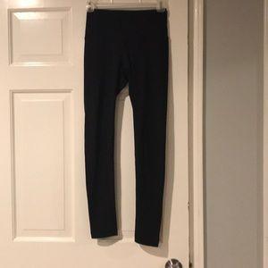 Yogalicious black  leggings nude tech XS